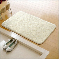 anti slip floor mats - Anti Slip floor mat velvet slip resistant Door mat Carpet rug Clean Mats Super Absorbent Doormat X42CM