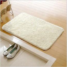 Wholesale Anti Slip floor mat velvet slip resistant Door mat Carpet rug Clean Mats Super Absorbent Doormat X42CM