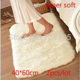 Wholesale Hot sale promotion super soft x40cm carpet floor rug area rug slip resistant bath mat doormat