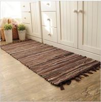 absorbent cotton wool - cm Ikea style cotton hand woven mats of mats absorbent kitchen bedroom carpet