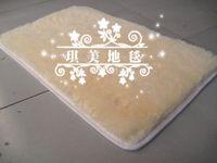 beige wool rug - CA10709 mat Japanese style carpet beige color cm cm hair length piece soft mat rug anti slip handmade floor carpet