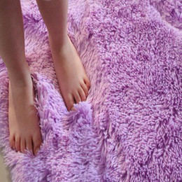 ship pink purple soft area rugs carpet 120 cm160 cm for
