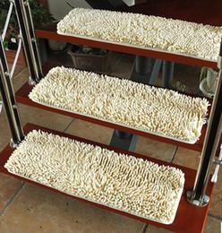 Wholesale-Non-slip stair stepper stair carpet soft non-slip mat carpet floor mats 20 * 60cm More colors