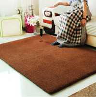 Wholesale cm Bathroom Absorbent Carpet Pad Non slip Kitchen Bedroom Rug Mat Home Carpets amp Rugs Children Doormat Mats for Living