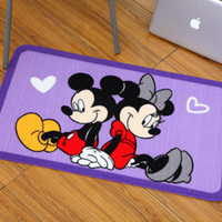best bathroom mat - Best Selling Micky Mouse And Minnie Mouse Carpet For Childs Room Kids Rugs Mat For Baby Room