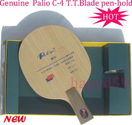 table tennis racquet racket Genuine table tennis blade Palio C4 quick attack looping Carbon pen hold