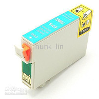 Wholesale 1PK NON OEM ink for Epson Stylus R250 RX430 RX530 T0562 Cyan