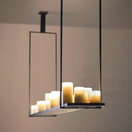Vente en gros-Kevin reilly ceinture autel pendentif led lumière français bougie lampe livraison gratuite à partir de lumière pendante kevin reilly fabricateur