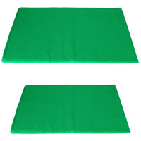 Wholesale NEW PHOTOGRAPHIC EQUIPMENT Photo lighting studio Chromakey green screen Muslin background backdrop X3M