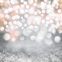 Wholesale X7ft vinyl backdrop photography background bokeh backdrop XT