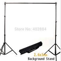 background support system - M ft ft Professinal Photography Photo Backdrops Background Support System Stands studio carry bag