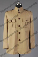 beatles jacket - The Beatles at Shea Stadium Yellow Men Suit Jacket Performance Show Concert Cosplay Costume Custom Made