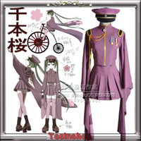 beginning sounds - The special sound at the beginning of Vocaloid MIKU one thousand sakura COS COSPLAY costume to send straps gloves socks