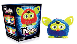 Wholesale-Electronic Talking Phoebe Firbi Elves Toys firby toy Copy Voice Recording Repeat Plush Kids Pet Russian or English language