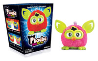 Wholesale Firbi Boom Toy cm Mini Phoebe Elves Figurines Recording Plush Electronic Toys For Kids Compatible with Furby