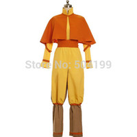 aang costume - Avatar The Last Airbender Aang Costume Aang Cosplay Outfit Custom made