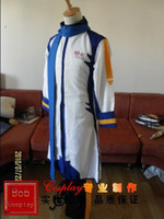 Wholesale Vocaloid Kaito Cosplay Costume B can be customized