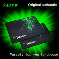 Cheap Wholesale-2015 best-selling Razer goliathus gaming mouse pad,PC game mouse mat