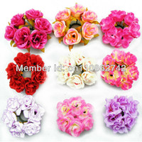 flower candle ring - Candle Ring Rings Color Variation Wedding Flowers Centerpieces