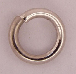 1000PCS lot,Quality Parts ,Strong 316L Stainless Steel 4x0.5mm mm Jump Ring