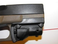 Cheap Wholesale-Free shipping New 5mw Laser sight red dot for Glock 19 23 22 17 21 37 31 20 34 35 37 38
