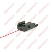 Wholesale Ultrathin Compact Pistol Red Laser Sight NGA0334