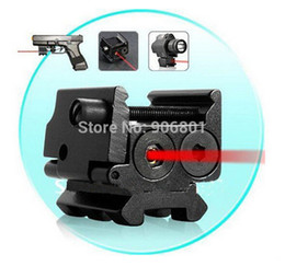 Wholesale Compact Mini Red Dot Laser Sight With Detachable Picatinny Rail For Pistol Air gun Rifle