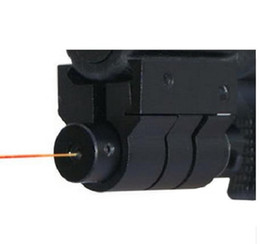 Wholesale red Laser Point Dot Sight Tactical Scope Switch Mount Air Rifle Gun Box Set