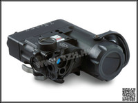 Wholesale EX EBAL MKII Red Laser and Flashlight Tactical Flashlight IR Laser and Led Torch