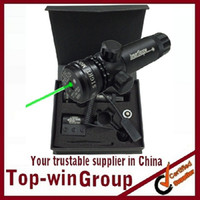 air rifle kits - promotion nm Green Laser Sight Tactical Air Rifle Scope Switches Gun Mount with Box Set Gun Scope Outdoor Hunting Kit