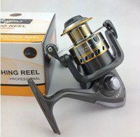 advanced fly fishing - Spining fishing reel fishing reel fishing tackle line wheel Advanced spinning wheel type