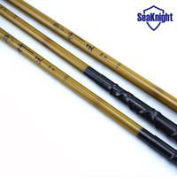 bamboo fishing pole - NEW Product SeaKnight Bamboo m Carbon fishing rod telescopic fishing pole carp fishing tackle
