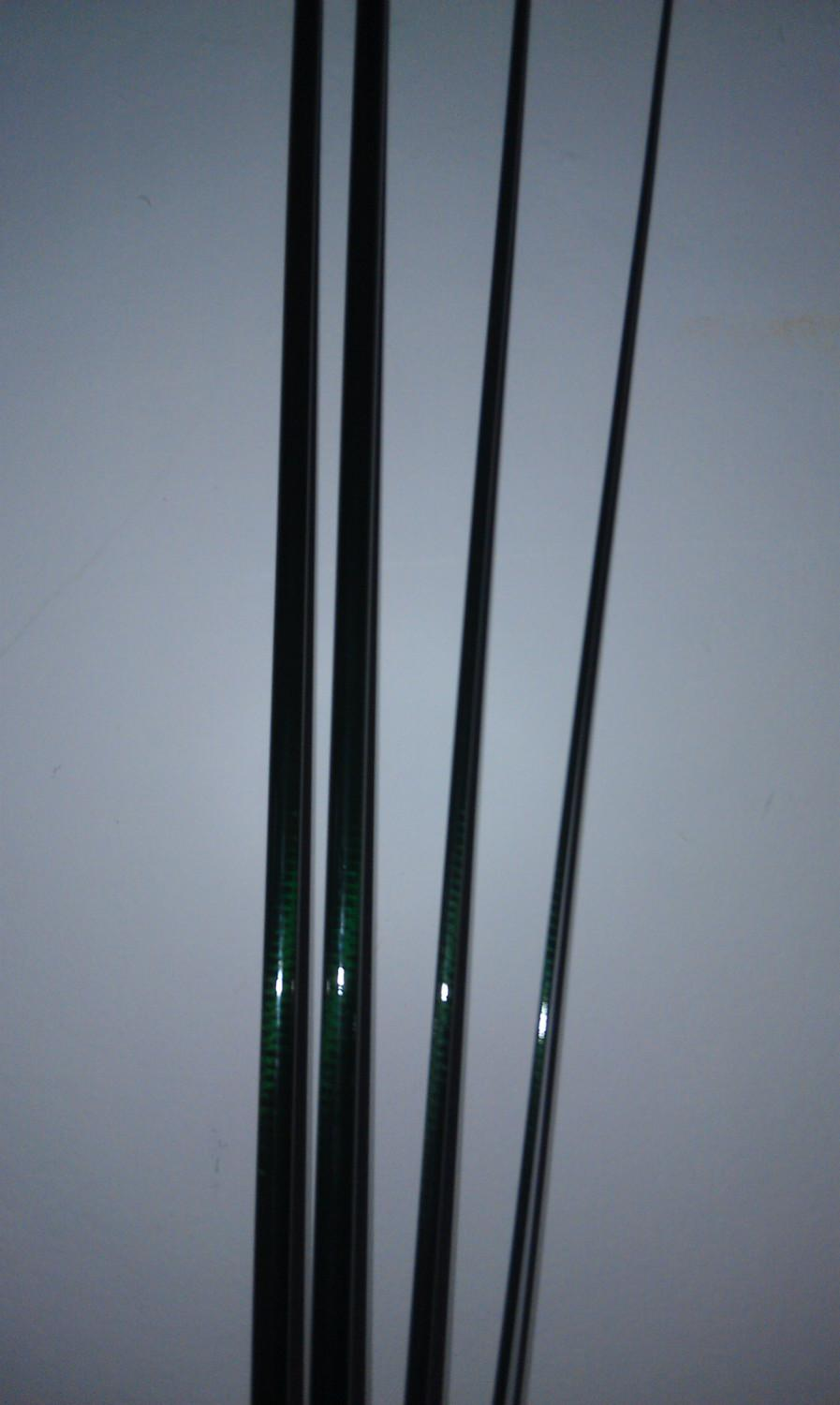 Wholesale high quality 9 ft 3 tw fly rod blanks expensive for Expensive fishing rods