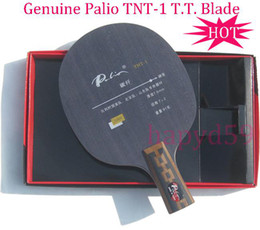 Genuine table tennis racquet table tennis blade pingpong Palio TNT-1 quick attack looping Carbon