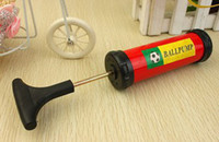 balloon with pump - Balloon pump with needle dedicated pump inlet balloons pump toy