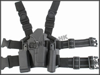Wholesale Drop Leg Serpa Tactical Platform Holster for G17 USP M92 P226 free ship