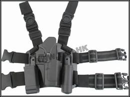 Wholesale Drop Leg Serpa Tactical Platform Holster for G17 USP M92 P226 free ship