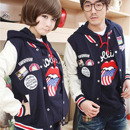 Discount Baseball Jackets For Couples | 2017 Baseball Jackets For ...