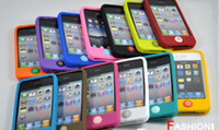 Wholesale Pieces Apple iPhone G th Generation Silicone Case Peas smarties Case