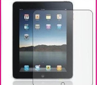 Wholesale Tablet PC Screen Protectors Screen Protectors screen protective film for Ipad2 IPAD