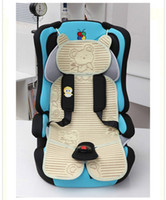 bamboo baby seat - Hot baby stroller sheets baby stroller mat baby strollers accessories bear buggiest mat safety seat mat TC38