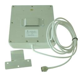 Панель направленной антенны Онлайн-Оптово Закрытый Направленная панельная антенна для сотового телефона усилитель Поддержка 805-2500MHz Частота