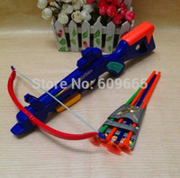 bow and arrow gun - plastic toy bow Bow and arrow gun