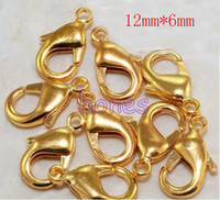 Wholesale Lobster Claw Clasp x6MM JF9035