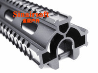 Wholesale One Piece Tactical Tri Rail Handguard For G3 and Compatibles MNT TG3TR