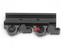 Wholesale New tactical LaRue ACOG quickly realease mm rail mount