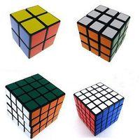 Wholesale set of x2x2 x3x3 x4x4 x5x5 shengshou rubick rubix migic puzzle cube