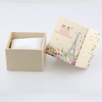antique cardboard box - new mini watches handbags South Korea s M N cardboard box watch gift box Jewelry