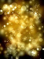 Wholesale cm cmChristmas backdropDream light golden photography background christmas SD