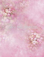 Cheap Wholesale-5X7ft vinyl backdrop photography background fantasy floral backdrop CM-3770
